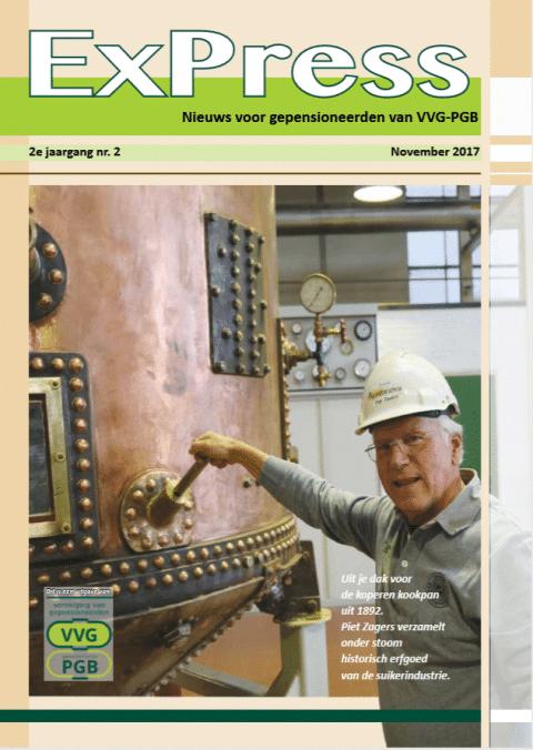 Magazine ExPress 2e jaargang nr. 2
