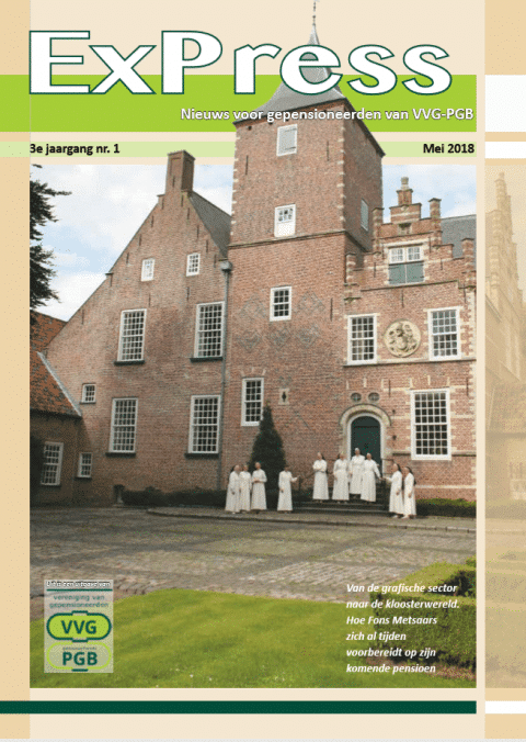 Magazine ExPress 3e jaargang nr. 1
