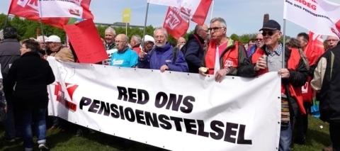 Nieuwe pensioenstaking OV op 28 mei