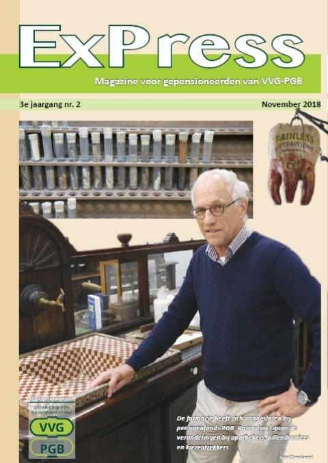 Magazine Express 3e jaargang nr. 2